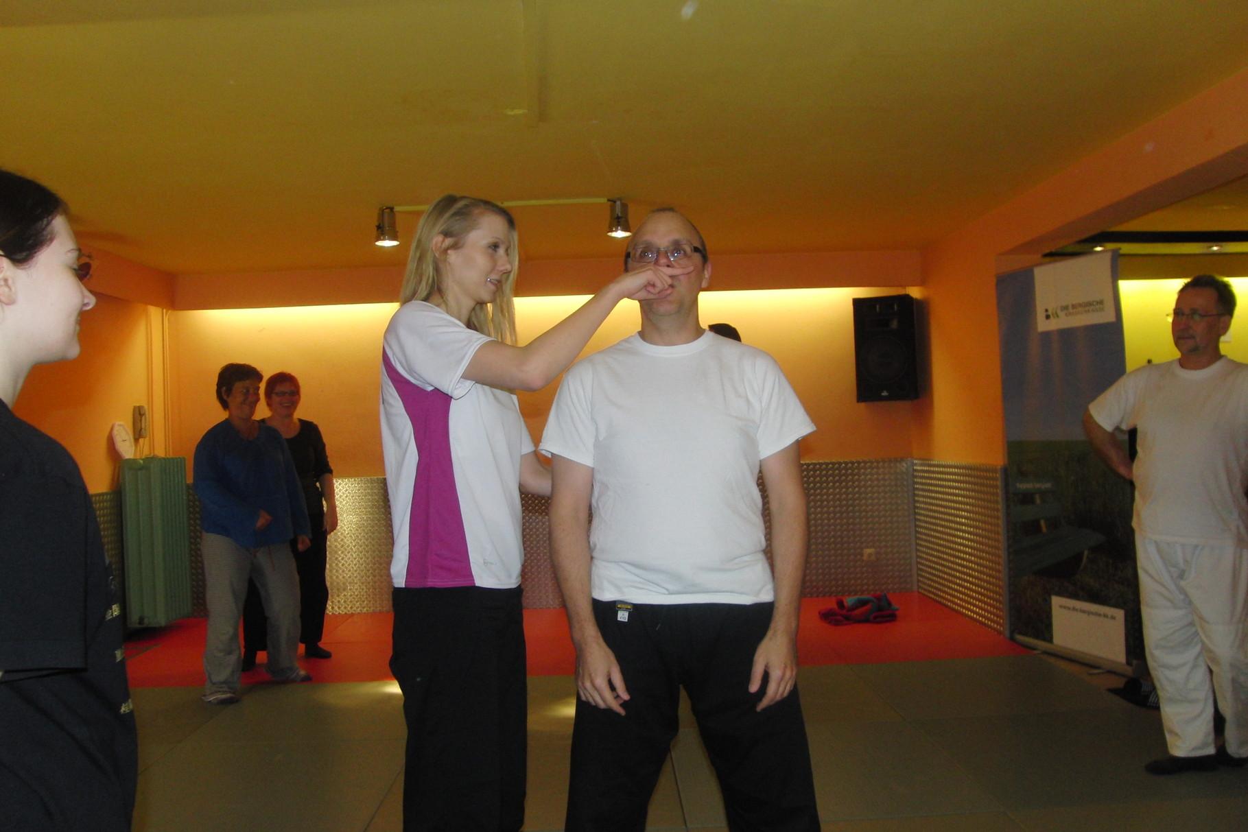 Selbstverteidigungskurs des Zen-Ki-Budo in Herne