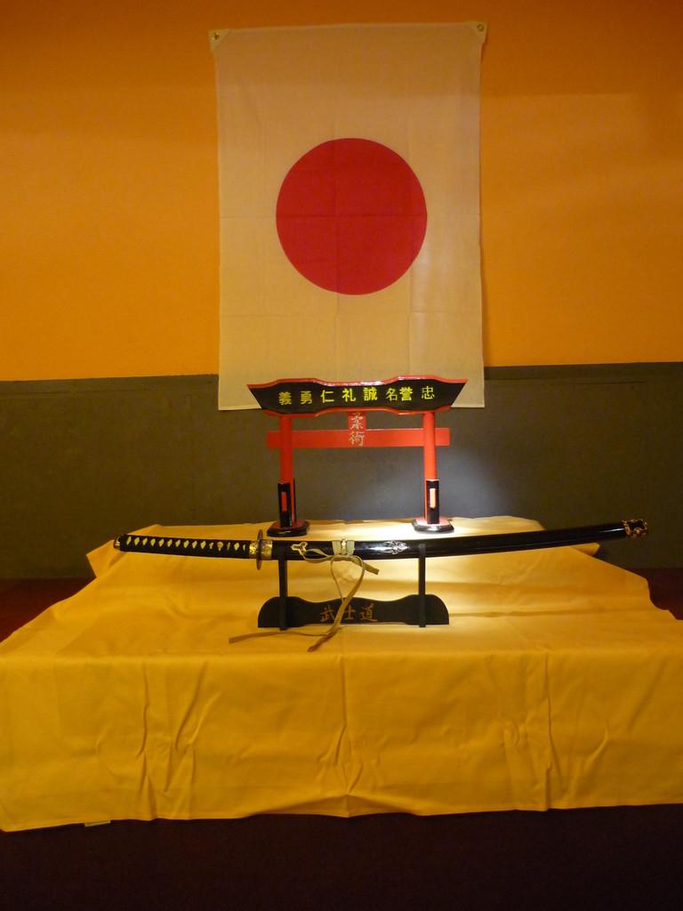 Unser Dojo - Zen-Ki-Budo