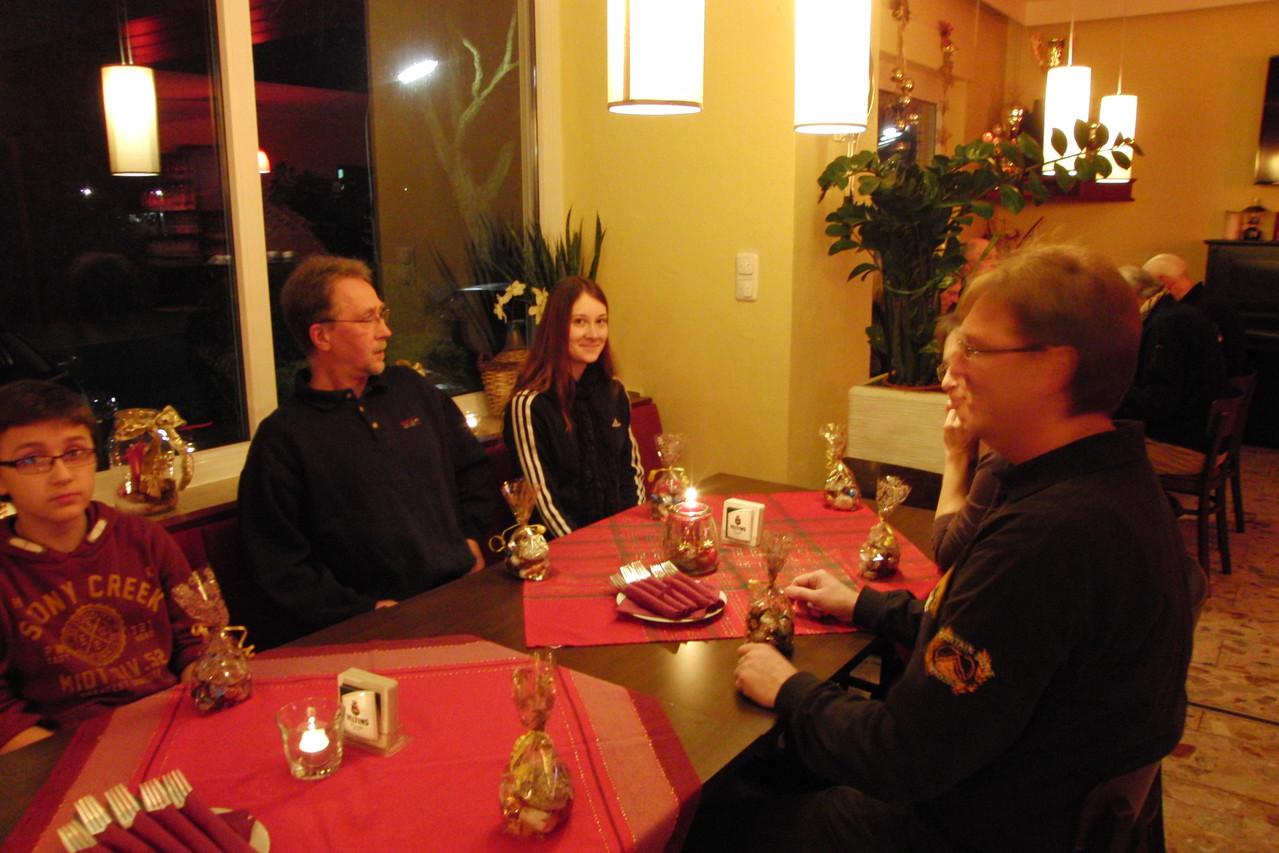 Zen-Ki-Budo Weihnachtsfeier