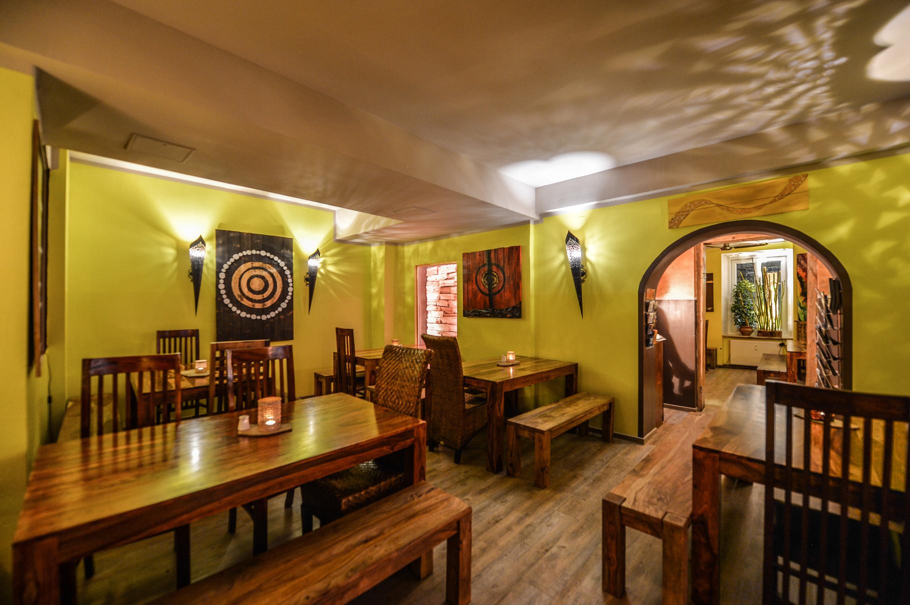 vegetarisch veganes restaurant swept away ingolstadt. Black Bedroom Furniture Sets. Home Design Ideas