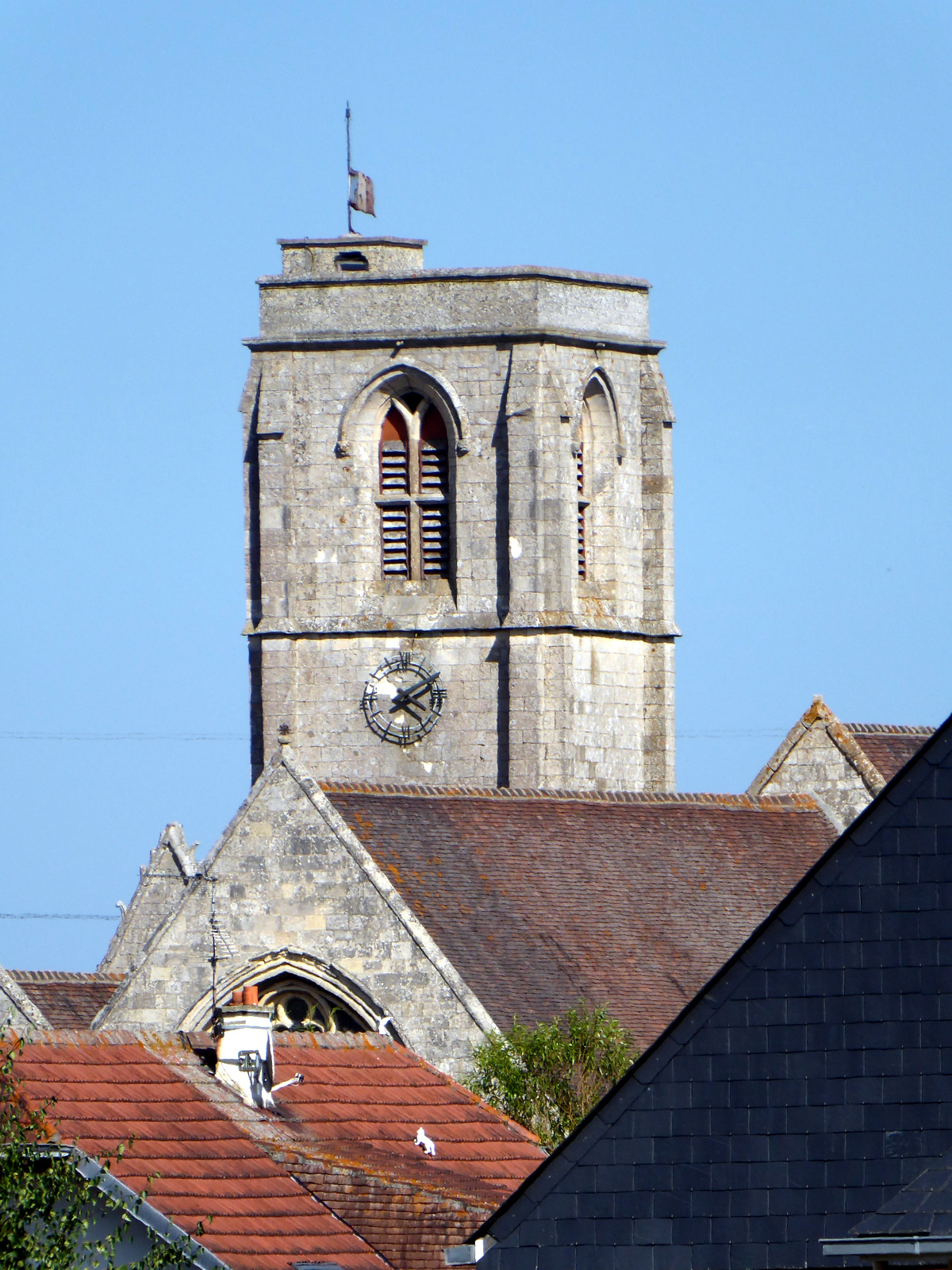 Tour-Clocher de l'église