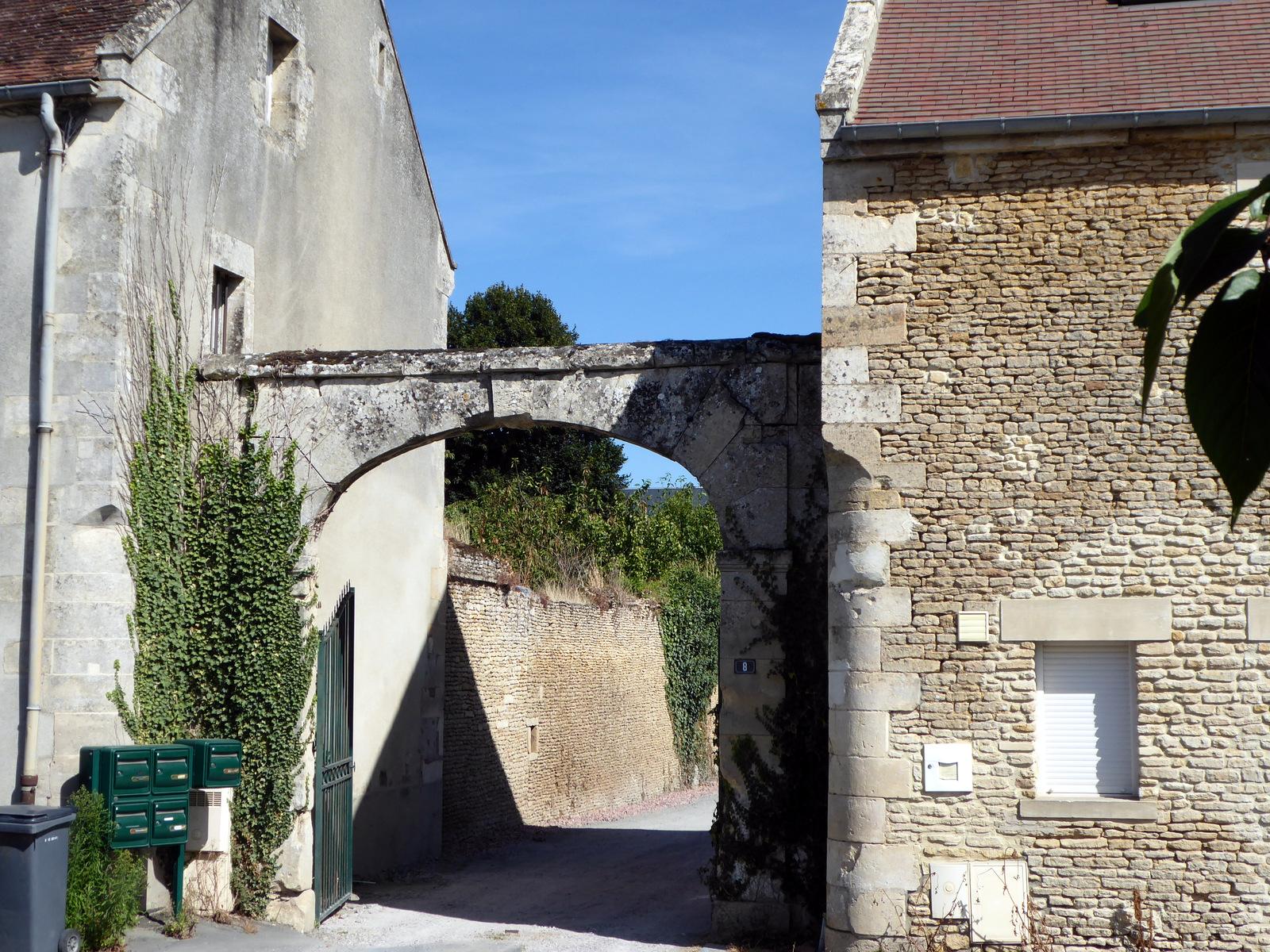 Arche de porche remarquable