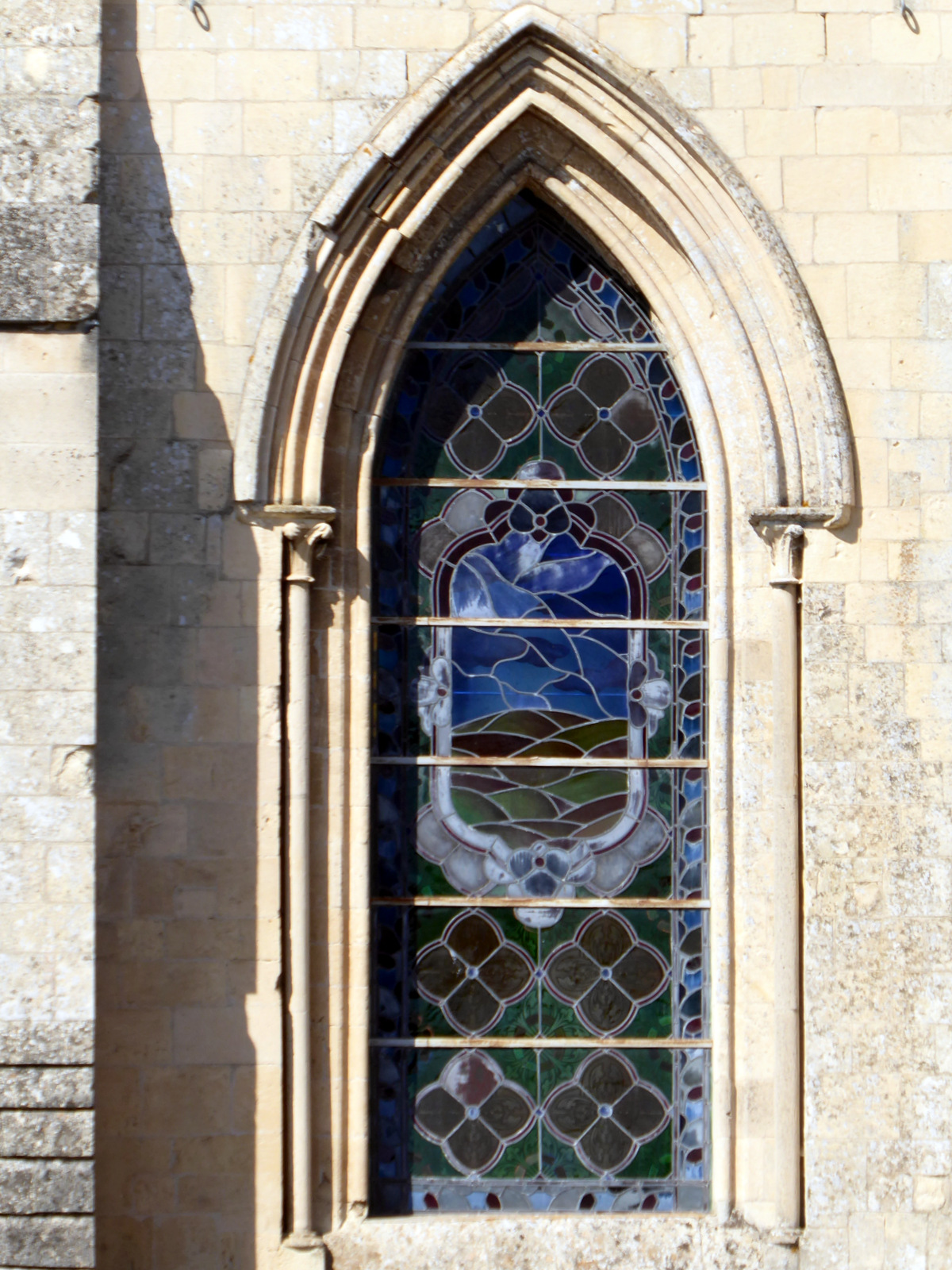 Vitraux de l'église