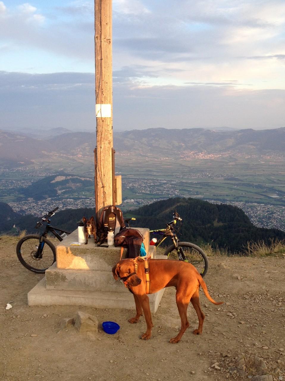 Hohe Kugel, 1645 m