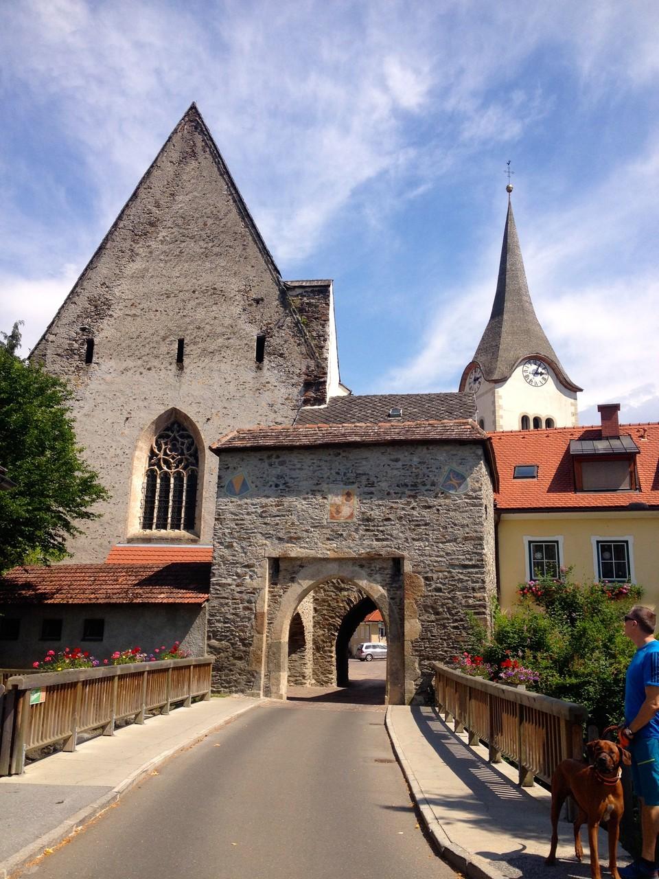 Besuch der kleinsten Stadt der Steiermark, Oberwölz