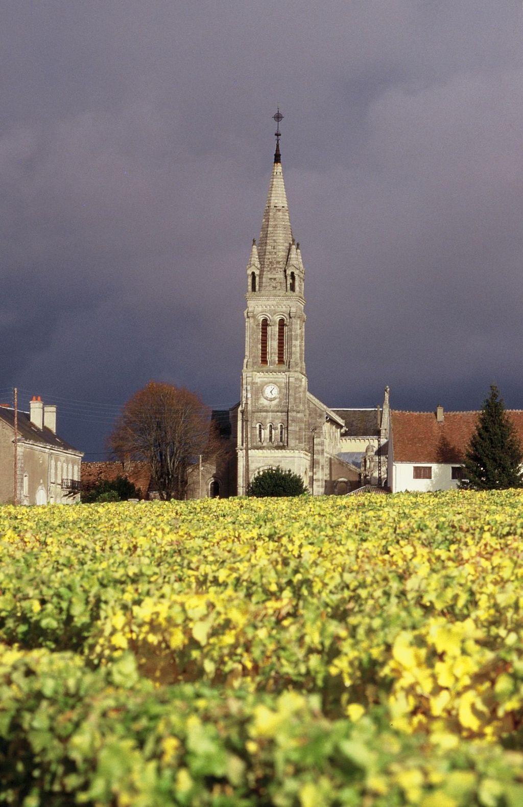 Eglise de Saint Andelain