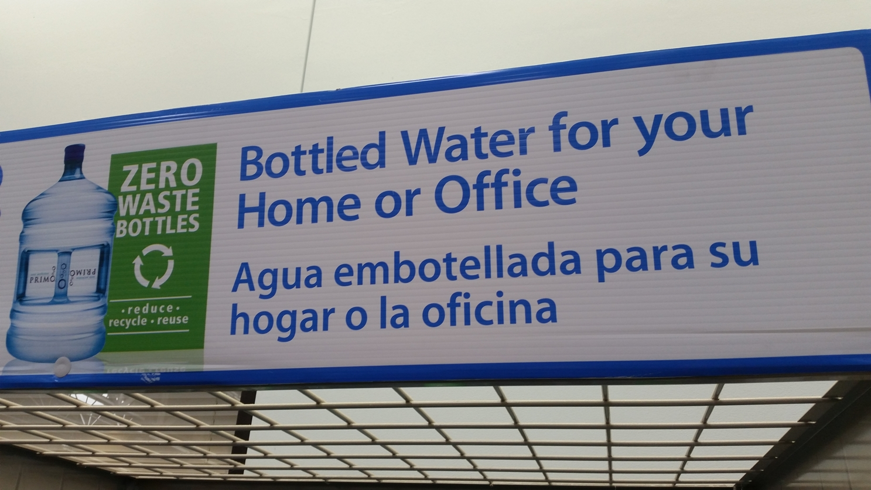 Spanisch ist die zweite inoffizielle Landessprache!