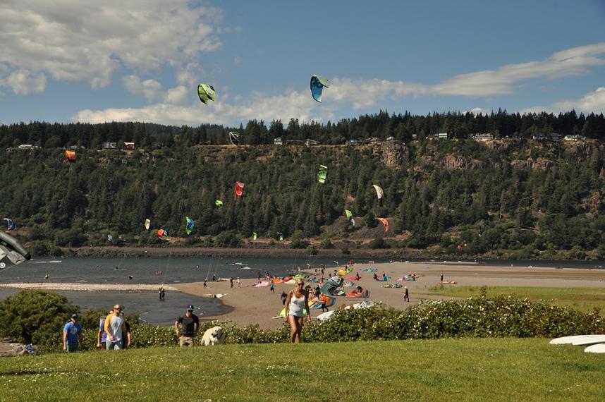 Hood River Kitespot