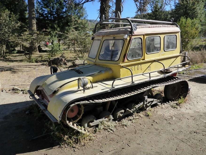 Super Fahrzeug für im Winter