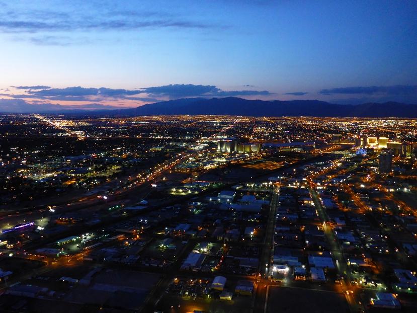 Die Stadt der Lichter