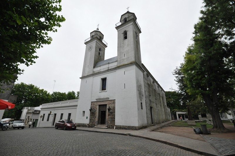 Kirche in Colonia de Sacramento