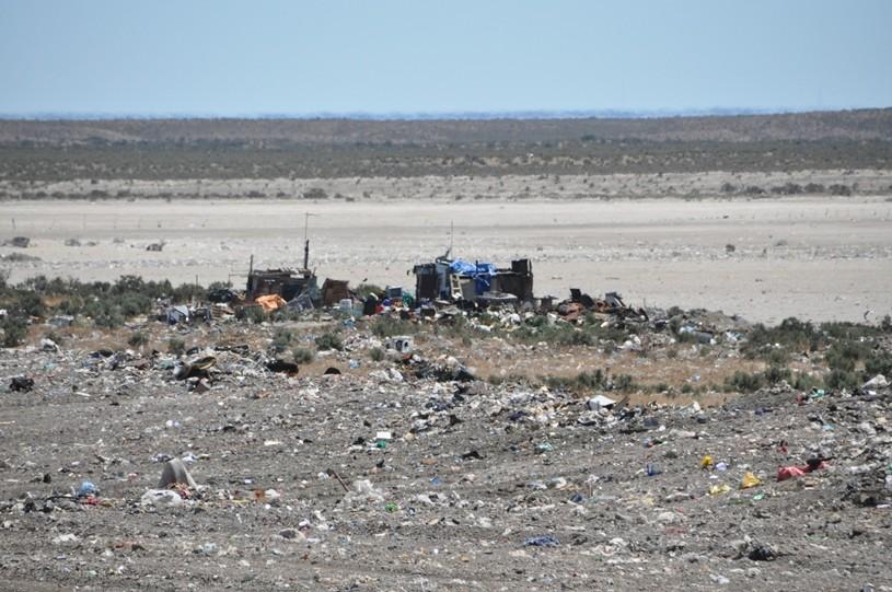Leben auf der Müllhalde