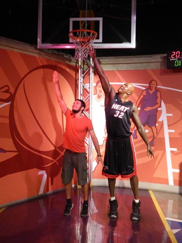 Flavio wäre kein Basketballspieler