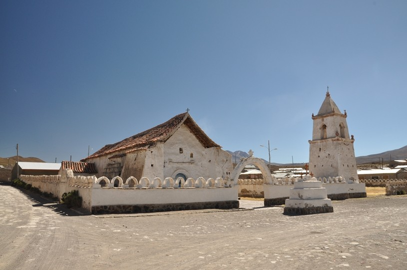 Wunderschöne Kirche aus dem 16. Jahrhundert