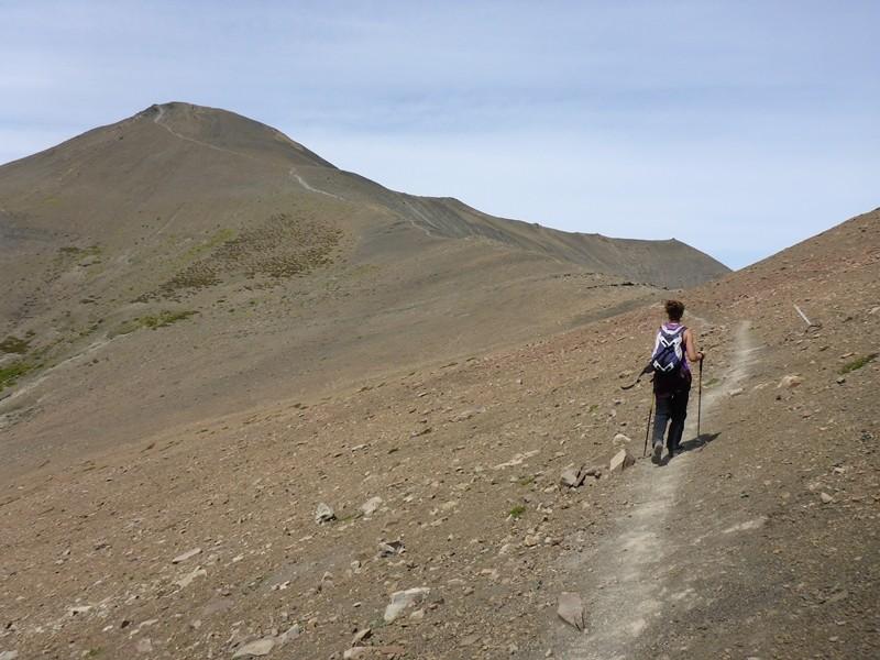 Aufstieg zum Cerro de los Cristalles (1268 m)
