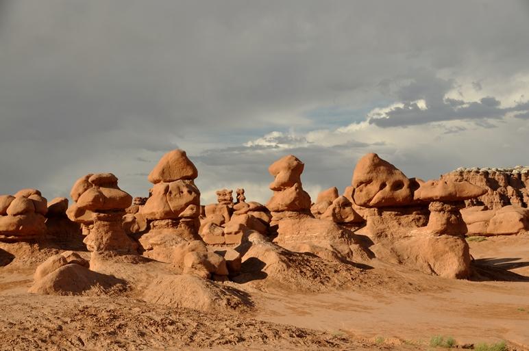 Sandsteinfiguren