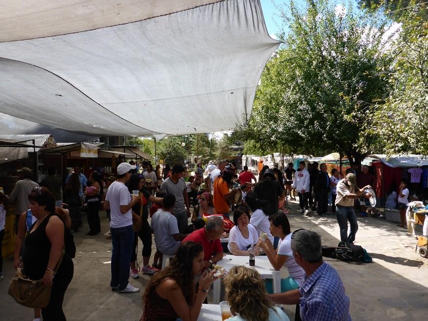 Markt El Bolson