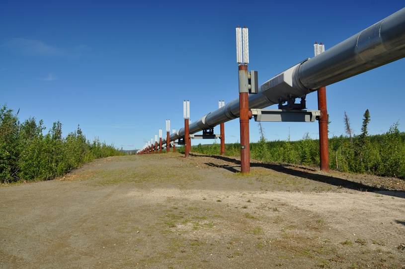 Die Trans-Alaska Pipeline