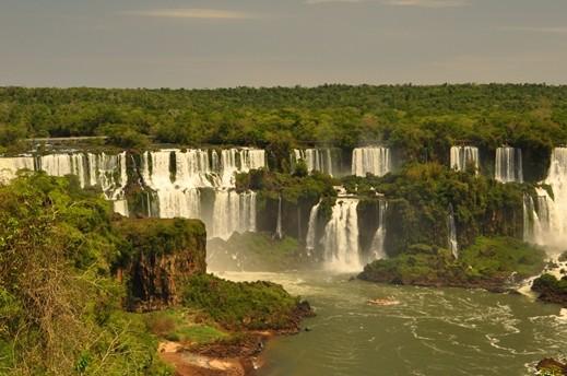 Aus- und Überblick von der brasilianischen Seite
