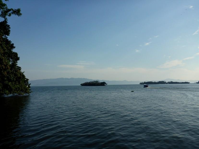 Die Lagune ist gar nicht so schön...