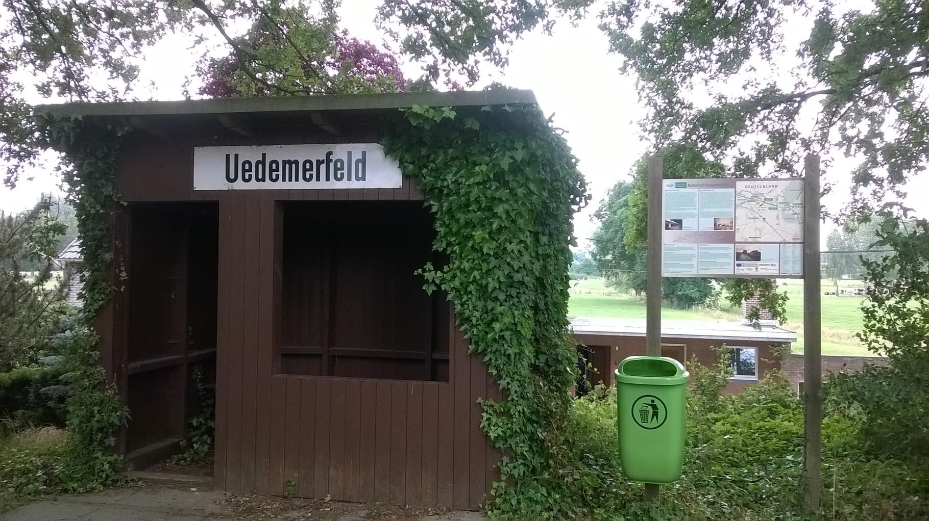 Haltestelle Uedemerfeld