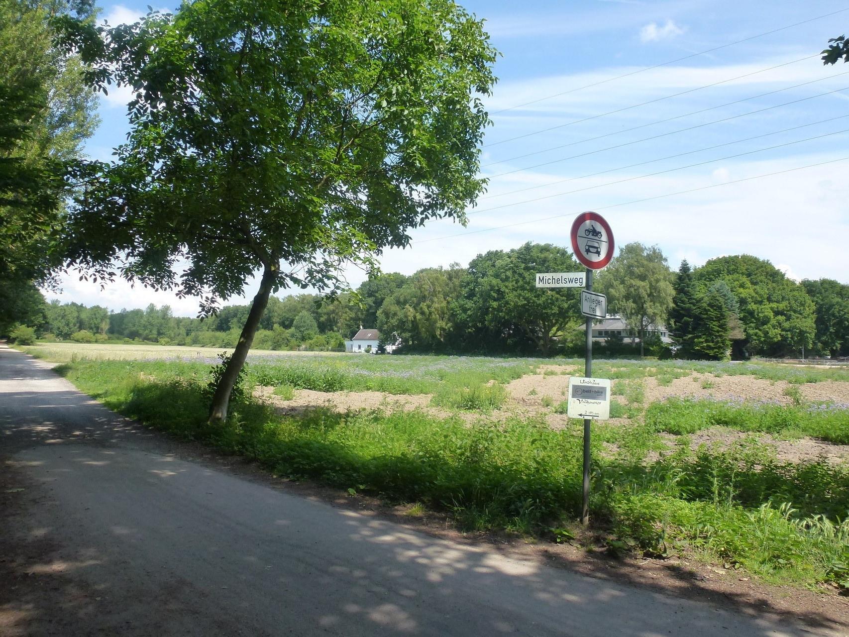 links Michelsweg