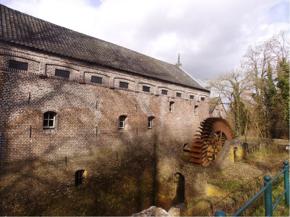 "Wassermühle "" De Ijsvogel"""