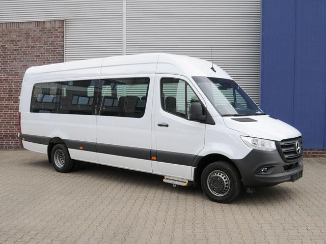 Sprinter M2 Smartliner - AMF-Bruns