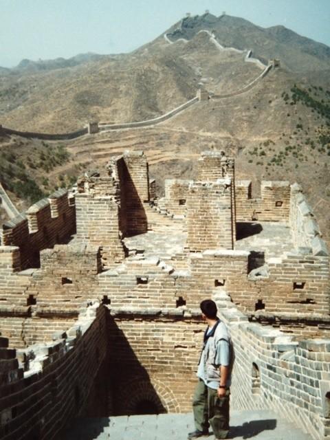【北京】万里の長城