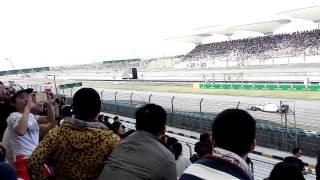 F1 上海サーキット
