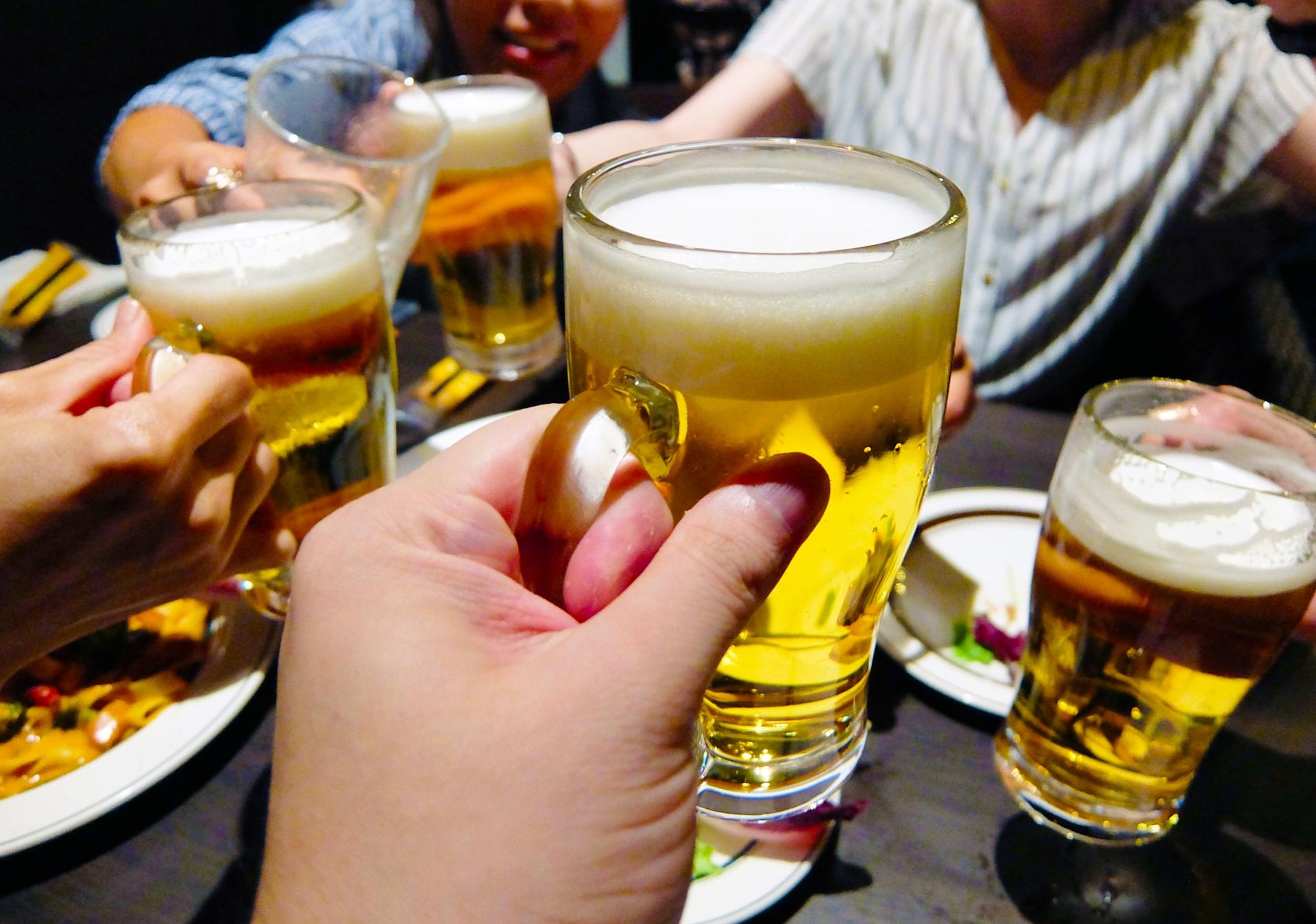 宴会 ビール 発注