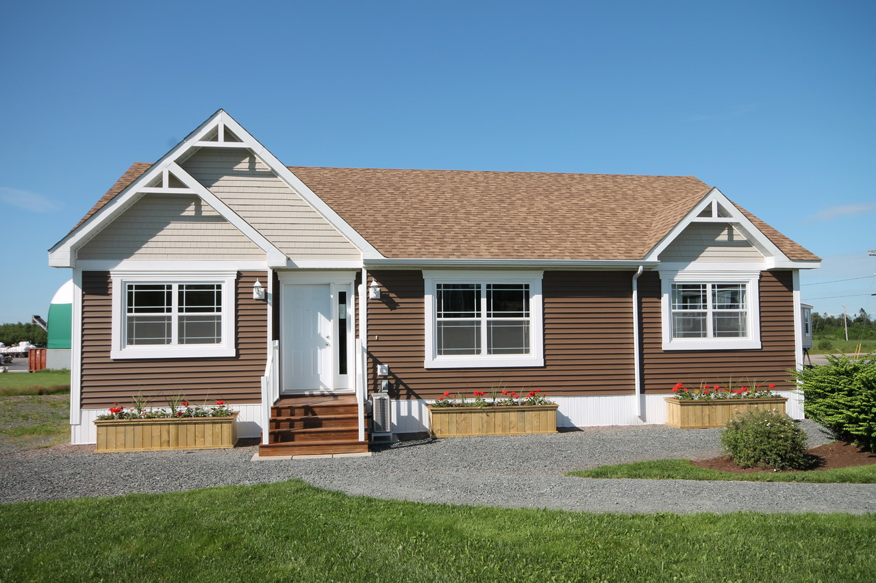 Come And Have A Look Round The Grandview Model Home