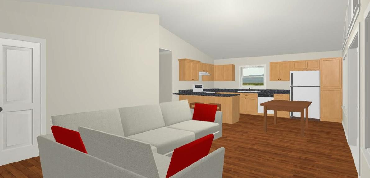 Limitless Design Options - Work With Our Designer To Create Your Perfect Home