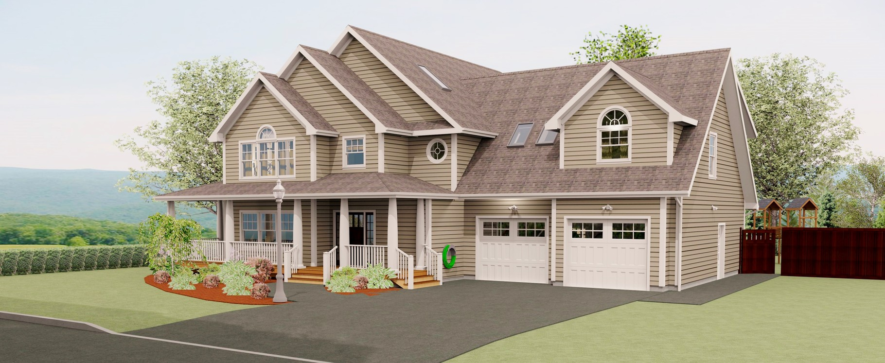 We Can Build Your Dream Home