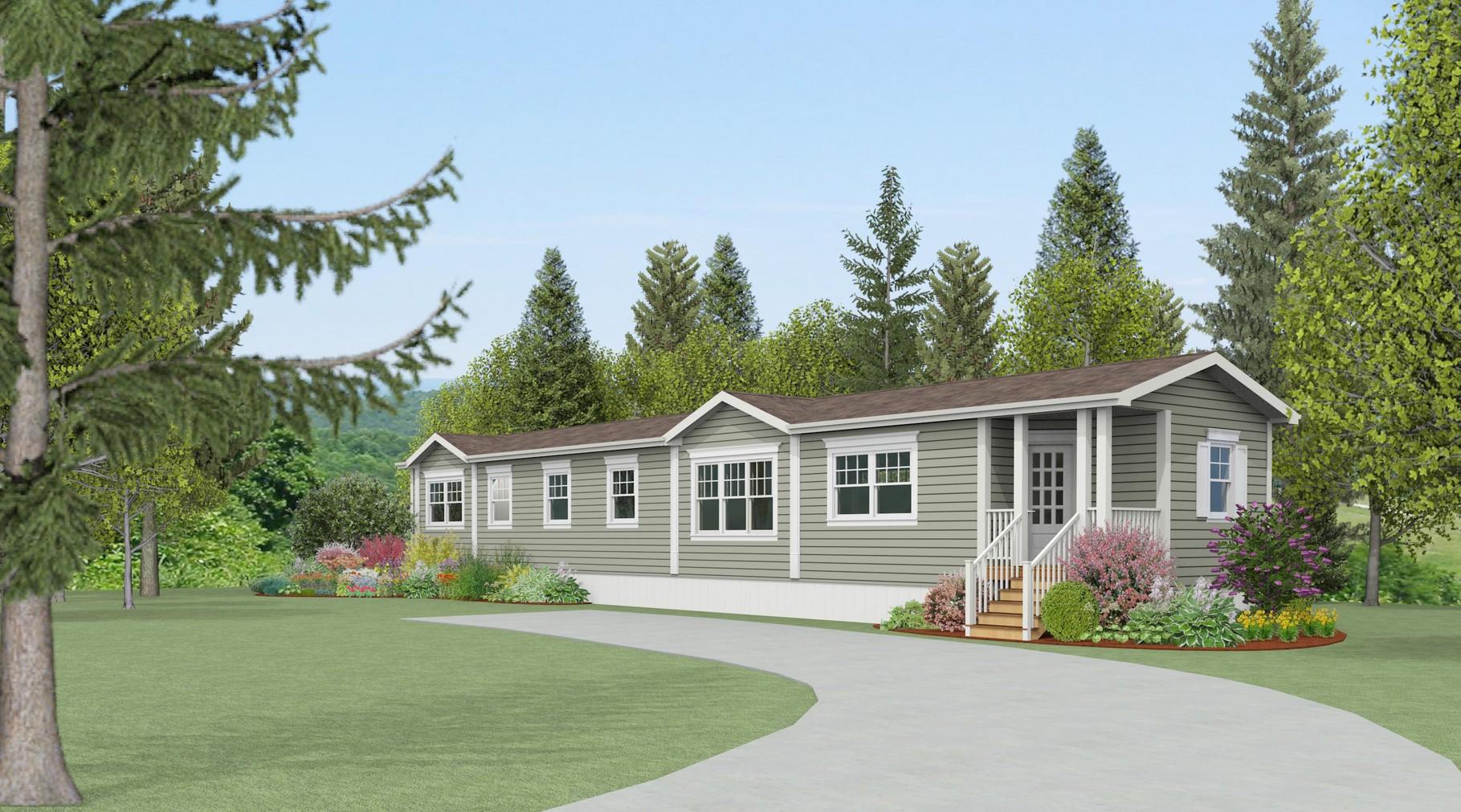 Model homes to view in both Truro & Antigonish