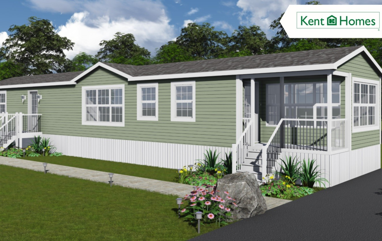 So Many Options - Even On Our Mini Homes