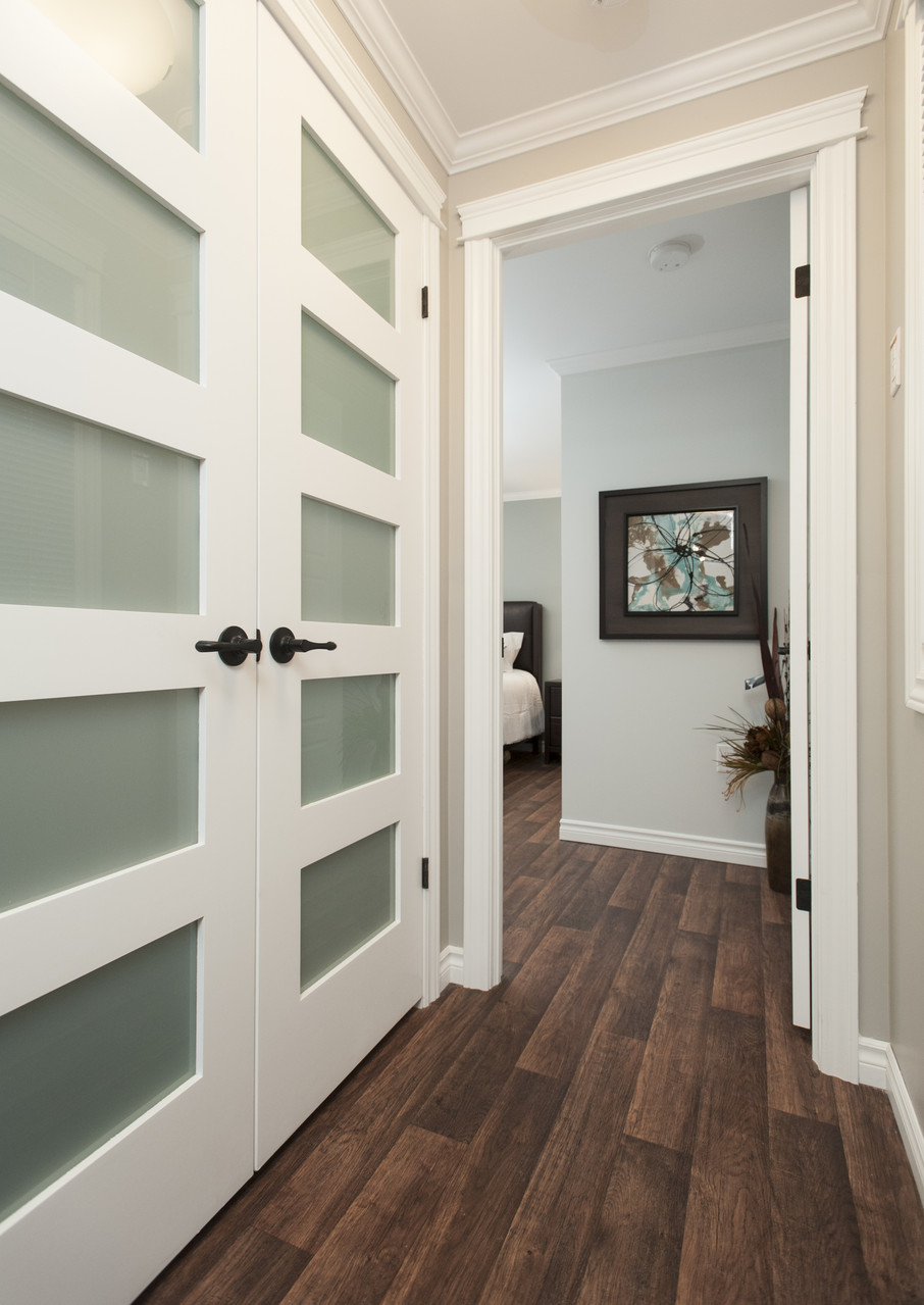 Extensive range of both exterior and interior doors and hardware