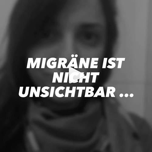Migräne ist nicht unsichtbar
