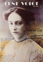 Plakat Lene Voigt / Jutta Damm-Fiedler