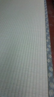 根強い人気の畳へり ヒシガタが美しく上品な畳へり