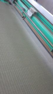 ★「並」の畳おもて→これからヘリ付け★
