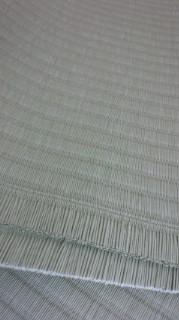 和紙の畳の表(ござ)