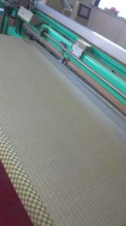 まごころを込めながら1枚1枚畳を作っています 日野市の畳業者芦沢製畳:あしざわせいじょう