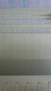 ダイケン機械漉きの和紙健やかくん縁(ヘリ)無し畳