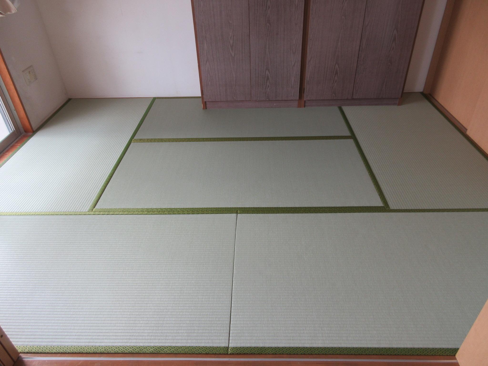 日野市K様 MIGUSA引目 グリーン