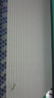 熊本県産の畳,当店の「上」の畳おもて&亀甲模様の畳ヘリ