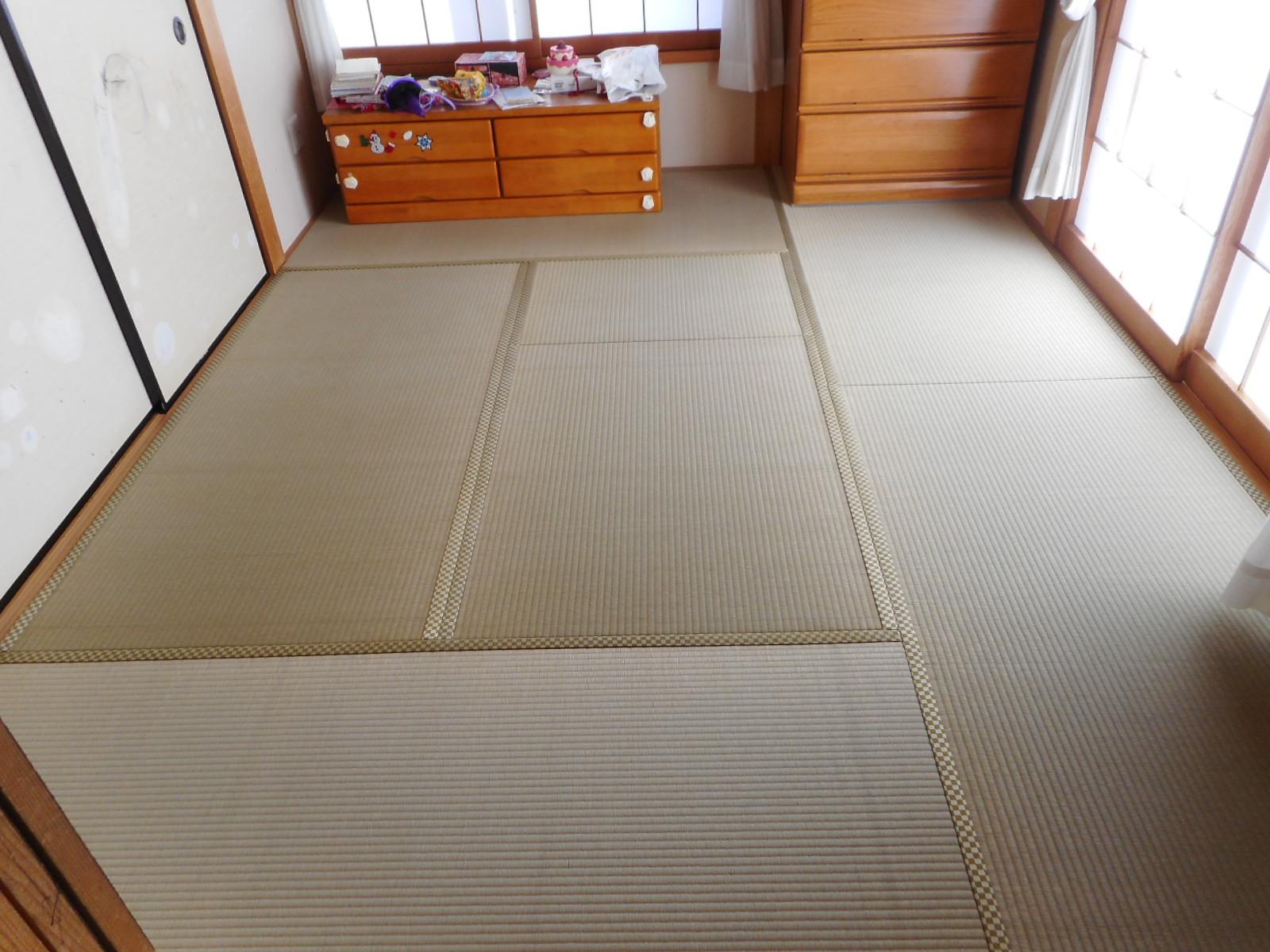 日野市Kさま 厚地の熊本県産の上級品になりました
