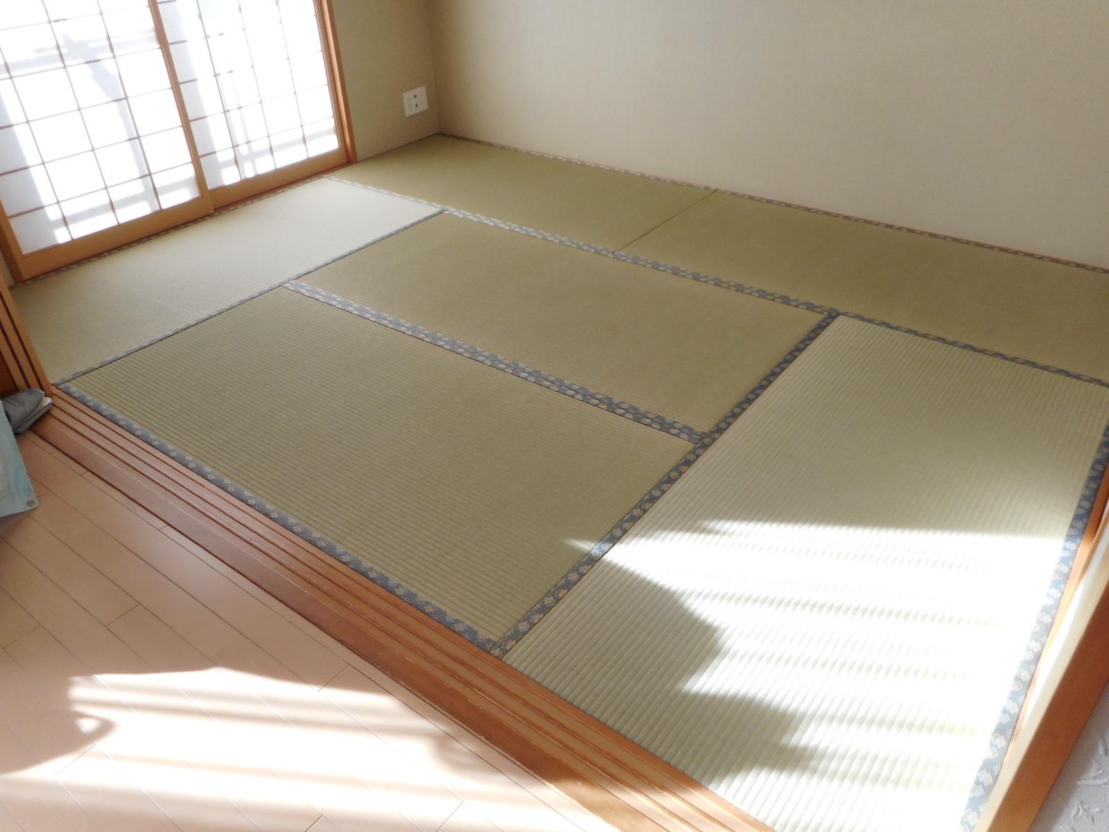 日野市W様 熊本県産の上級品で丈夫さを重要視しました。