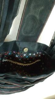 ★前回のバッグの内側★