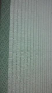 中国産「中」の畳おもてで表替え